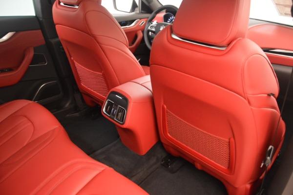 New 2018 Maserati Levante Q4 for sale Sold at Aston Martin of Greenwich in Greenwich CT 06830 17