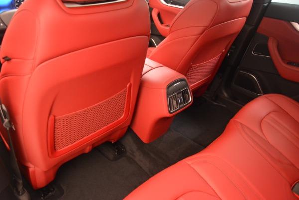 New 2018 Maserati Levante Q4 for sale Sold at Aston Martin of Greenwich in Greenwich CT 06830 18