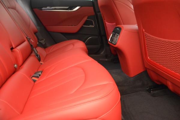 New 2018 Maserati Levante Q4 for sale Sold at Aston Martin of Greenwich in Greenwich CT 06830 22