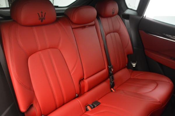 New 2018 Maserati Levante Q4 for sale Sold at Aston Martin of Greenwich in Greenwich CT 06830 23