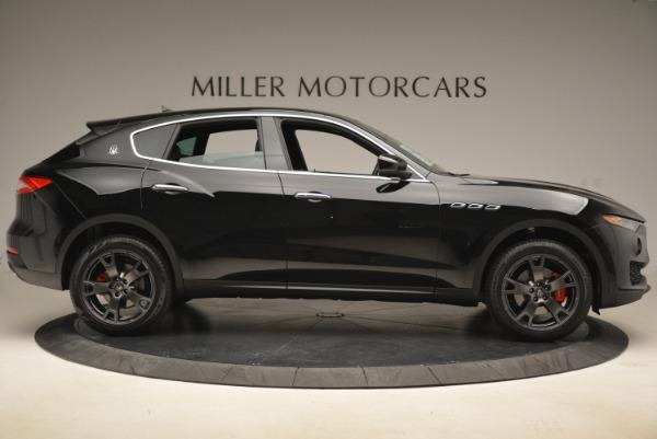 New 2018 Maserati Levante Q4 for sale Sold at Aston Martin of Greenwich in Greenwich CT 06830 8