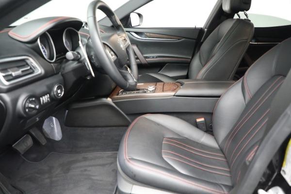 New 2018 Maserati Ghibli S Q4 for sale Sold at Aston Martin of Greenwich in Greenwich CT 06830 15