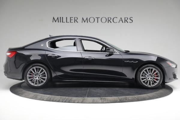 New 2018 Maserati Ghibli S Q4 for sale Sold at Aston Martin of Greenwich in Greenwich CT 06830 9
