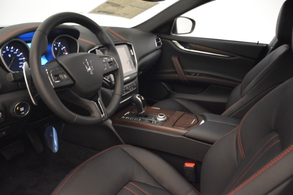 Used 2018 Maserati Ghibli S Q4 for sale $55,900 at Aston Martin of Greenwich in Greenwich CT 06830 12