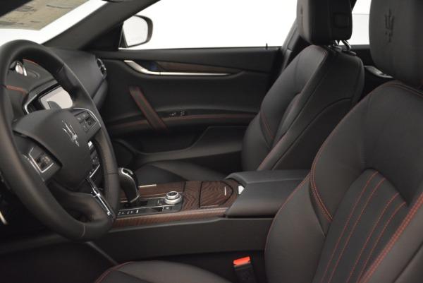 Used 2018 Maserati Ghibli S Q4 for sale $55,900 at Aston Martin of Greenwich in Greenwich CT 06830 13