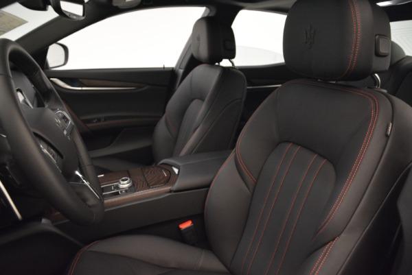 Used 2018 Maserati Ghibli S Q4 for sale $55,900 at Aston Martin of Greenwich in Greenwich CT 06830 14