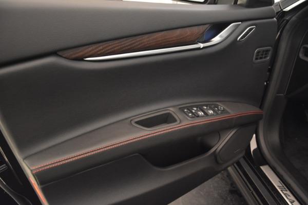Used 2018 Maserati Ghibli S Q4 for sale $55,900 at Aston Martin of Greenwich in Greenwich CT 06830 16
