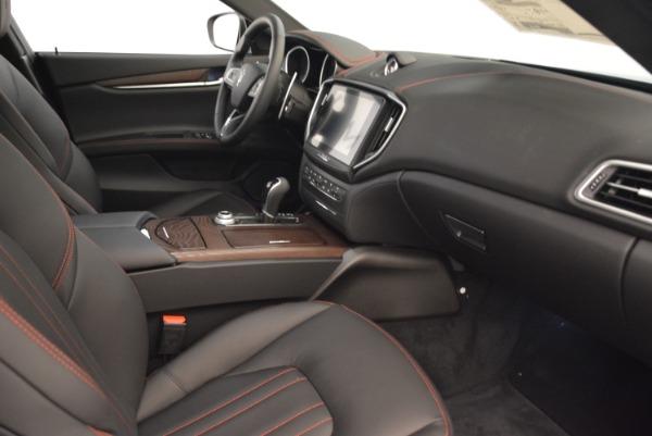 Used 2018 Maserati Ghibli S Q4 for sale $55,900 at Aston Martin of Greenwich in Greenwich CT 06830 20