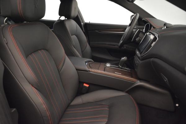 Used 2018 Maserati Ghibli S Q4 for sale $55,900 at Aston Martin of Greenwich in Greenwich CT 06830 21