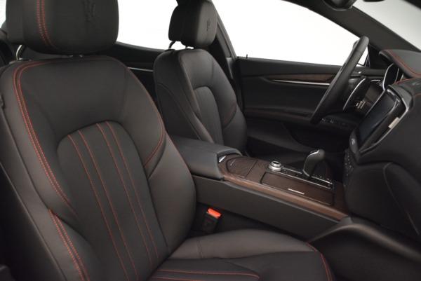 Used 2018 Maserati Ghibli S Q4 for sale $55,900 at Aston Martin of Greenwich in Greenwich CT 06830 22