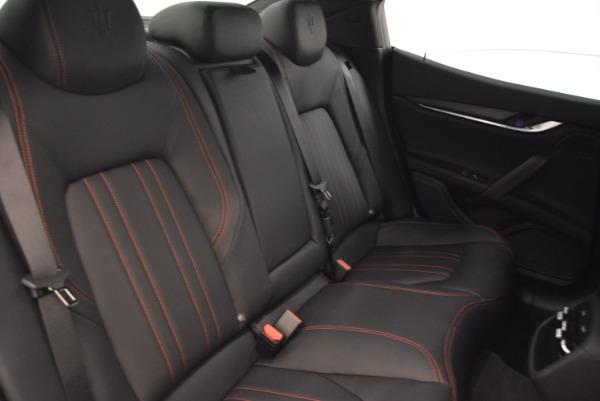 Used 2018 Maserati Ghibli S Q4 for sale $55,900 at Aston Martin of Greenwich in Greenwich CT 06830 25