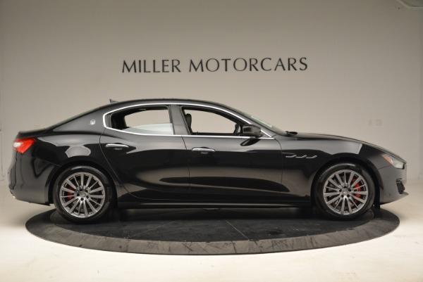 Used 2018 Maserati Ghibli S Q4 for sale $55,900 at Aston Martin of Greenwich in Greenwich CT 06830 8