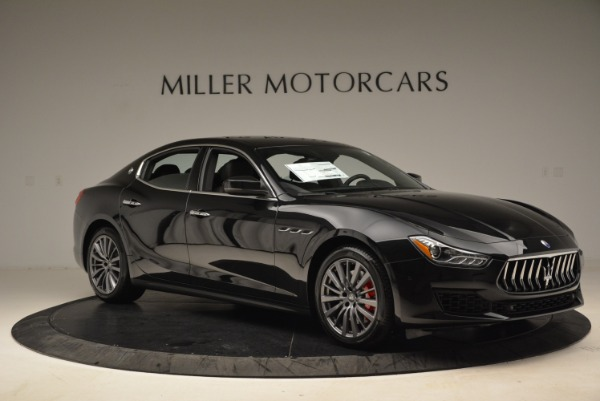 Used 2018 Maserati Ghibli S Q4 for sale $55,900 at Aston Martin of Greenwich in Greenwich CT 06830 9