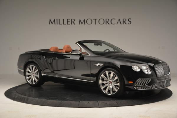 Used 2016 Bentley Continental GT V8 Convertible for sale Sold at Aston Martin of Greenwich in Greenwich CT 06830 10
