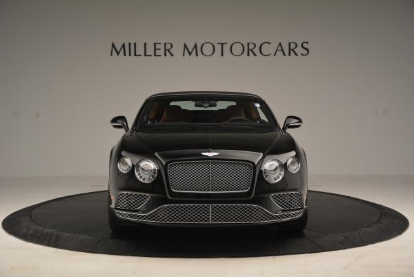 Used 2016 Bentley Continental GT V8 Convertible for sale Sold at Aston Martin of Greenwich in Greenwich CT 06830 13