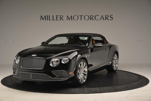 Used 2016 Bentley Continental GT V8 Convertible for sale Sold at Aston Martin of Greenwich in Greenwich CT 06830 14