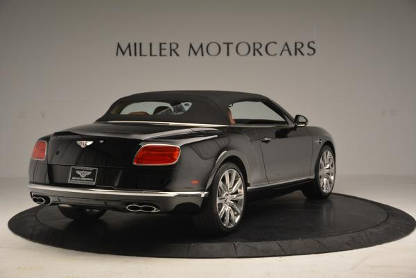 Used 2016 Bentley Continental GT V8 Convertible for sale Sold at Aston Martin of Greenwich in Greenwich CT 06830 19