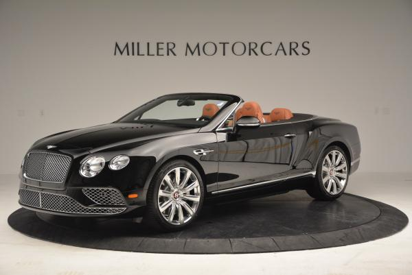Used 2016 Bentley Continental GT V8 Convertible for sale Sold at Aston Martin of Greenwich in Greenwich CT 06830 2