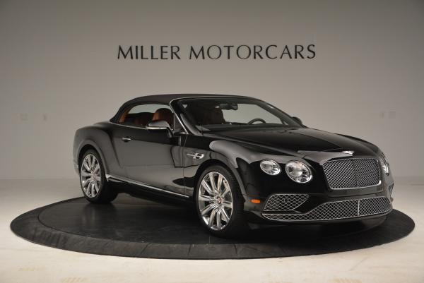 Used 2016 Bentley Continental GT V8 Convertible for sale Sold at Aston Martin of Greenwich in Greenwich CT 06830 22