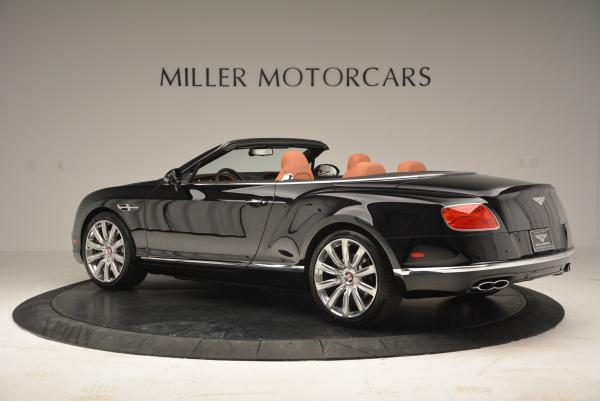 Used 2016 Bentley Continental GT V8 Convertible for sale Sold at Aston Martin of Greenwich in Greenwich CT 06830 4