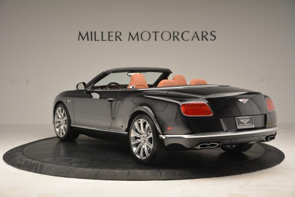 Used 2016 Bentley Continental GT V8 Convertible for sale Sold at Aston Martin of Greenwich in Greenwich CT 06830 5