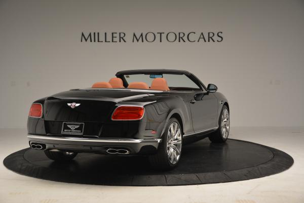Used 2016 Bentley Continental GT V8 Convertible for sale Sold at Aston Martin of Greenwich in Greenwich CT 06830 7