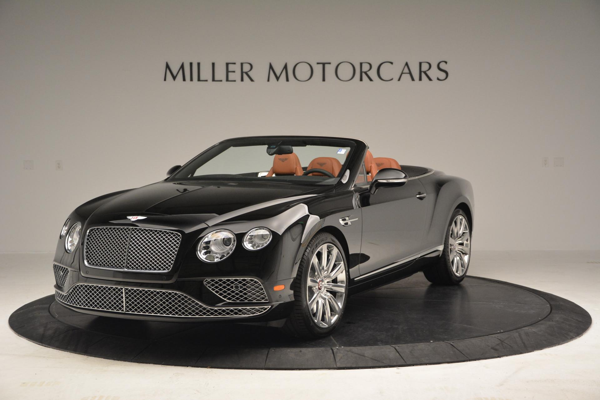 Used 2016 Bentley Continental GT V8 Convertible for sale Sold at Aston Martin of Greenwich in Greenwich CT 06830 1