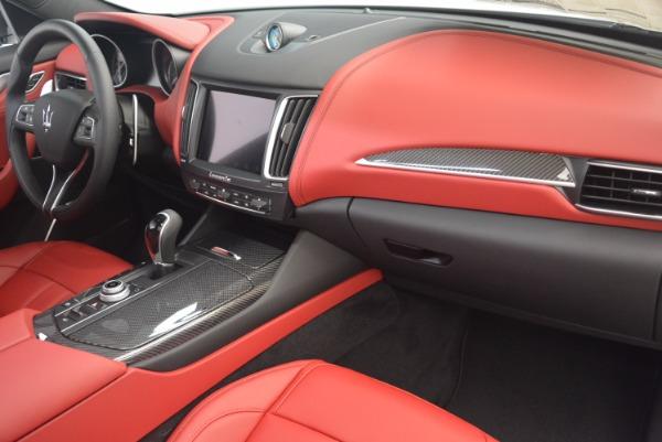 New 2018 Maserati Levante Q4 GranSport for sale Sold at Aston Martin of Greenwich in Greenwich CT 06830 15