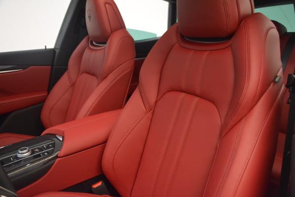 New 2018 Maserati Levante Q4 GranSport for sale Sold at Aston Martin of Greenwich in Greenwich CT 06830 17