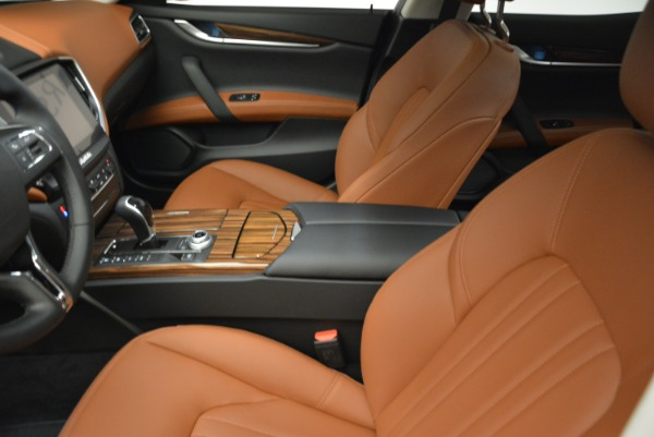New 2018 Maserati Ghibli S Q4 for sale Sold at Aston Martin of Greenwich in Greenwich CT 06830 14