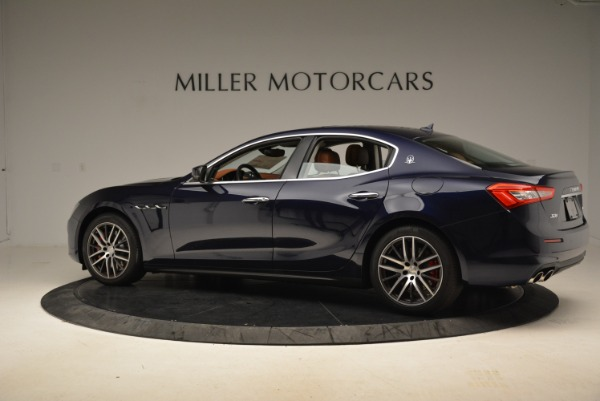 New 2018 Maserati Ghibli S Q4 for sale Sold at Aston Martin of Greenwich in Greenwich CT 06830 4