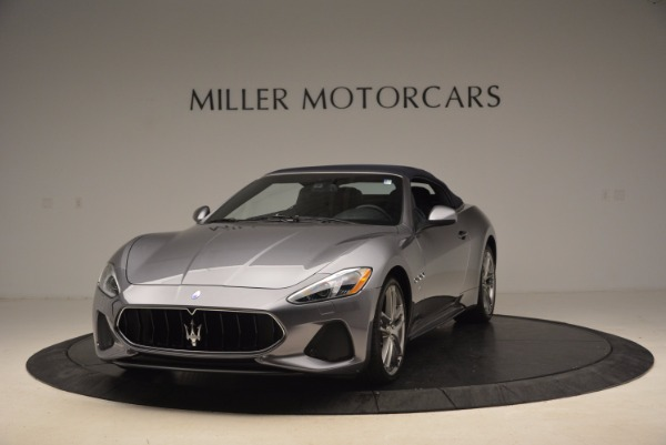 Used 2018 Maserati GranTurismo Sport Convertible for sale Sold at Aston Martin of Greenwich in Greenwich CT 06830 2