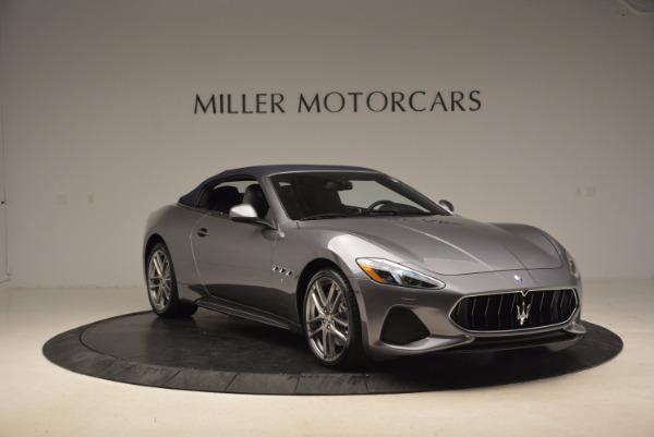 Used 2018 Maserati GranTurismo Sport Convertible for sale Sold at Aston Martin of Greenwich in Greenwich CT 06830 22
