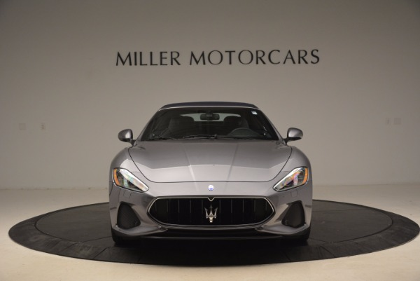 Used 2018 Maserati GranTurismo Sport Convertible for sale Sold at Aston Martin of Greenwich in Greenwich CT 06830 24