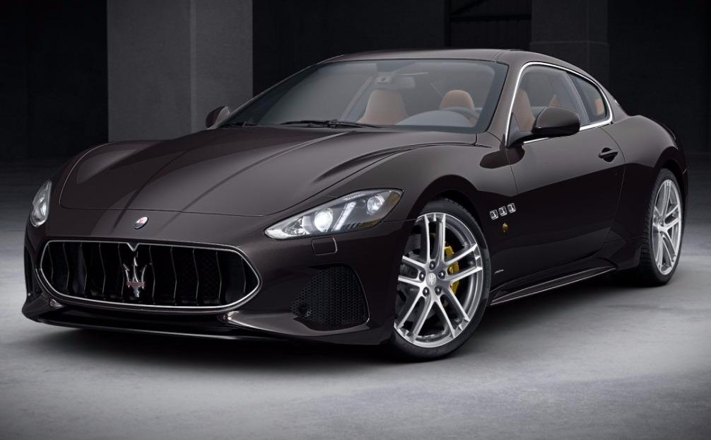 New 2018 Maserati GranTurismo Sport for sale Sold at Aston Martin of Greenwich in Greenwich CT 06830 1