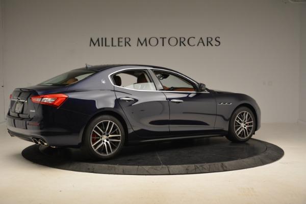 New 2018 Maserati Ghibli S Q4 for sale Sold at Aston Martin of Greenwich in Greenwich CT 06830 8