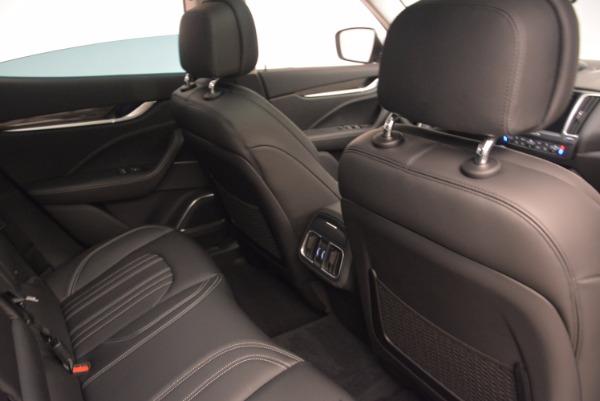 New 2018 Maserati Levante Q4 GranLusso for sale Sold at Aston Martin of Greenwich in Greenwich CT 06830 23