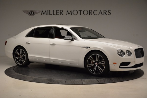 New 2017 Bentley Flying Spur V8 S for sale Sold at Aston Martin of Greenwich in Greenwich CT 06830 11
