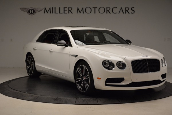 New 2017 Bentley Flying Spur V8 S for sale Sold at Aston Martin of Greenwich in Greenwich CT 06830 12