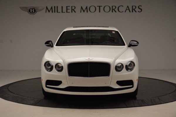 New 2017 Bentley Flying Spur V8 S for sale Sold at Aston Martin of Greenwich in Greenwich CT 06830 13