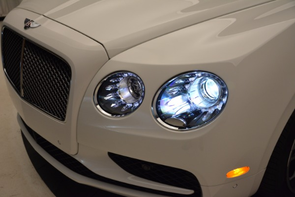 New 2017 Bentley Flying Spur V8 S for sale Sold at Aston Martin of Greenwich in Greenwich CT 06830 15