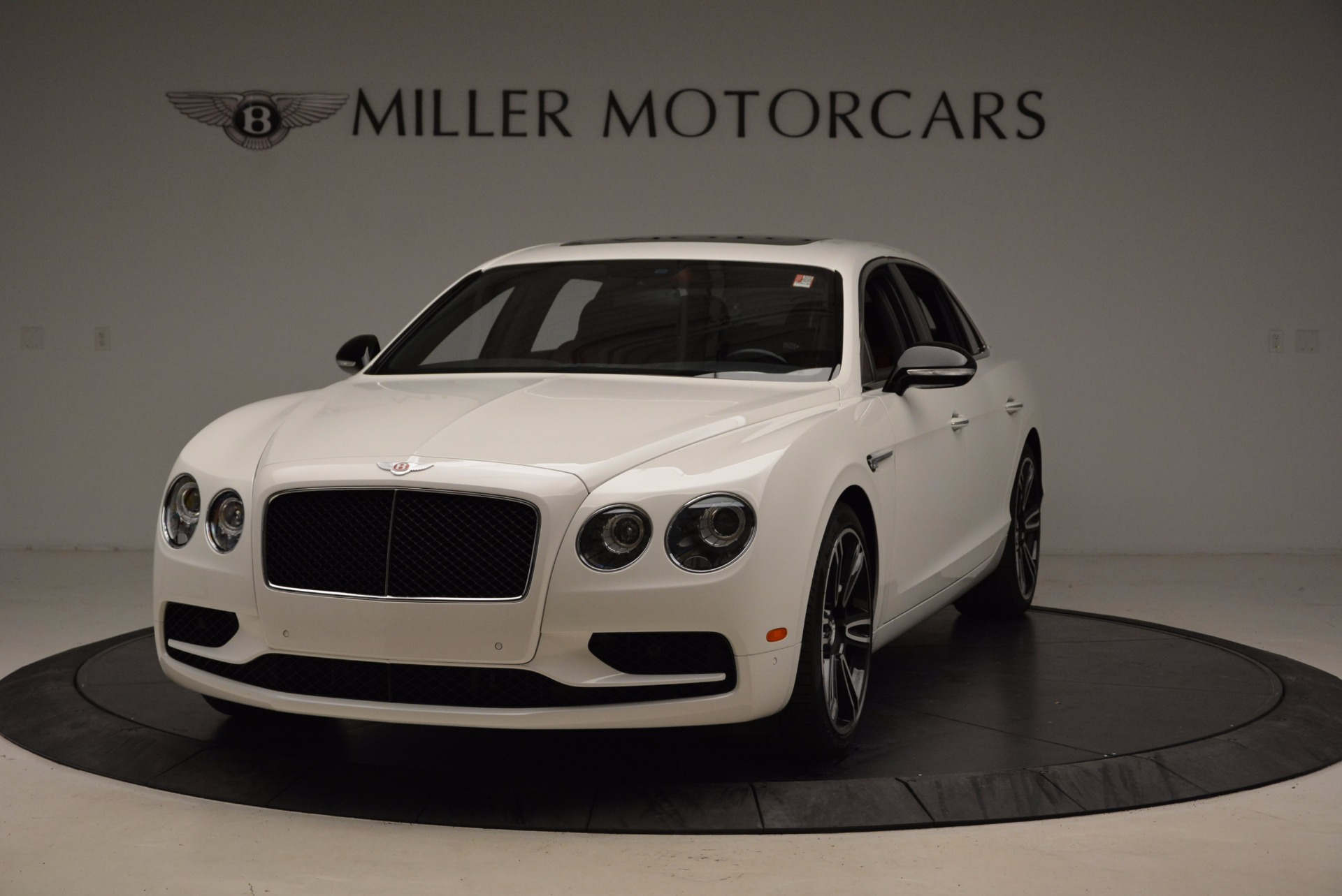New 2017 Bentley Flying Spur V8 S for sale Sold at Aston Martin of Greenwich in Greenwich CT 06830 1