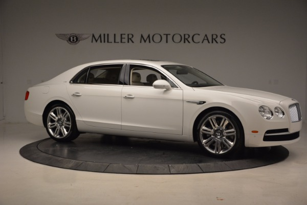 New 2017 Bentley Flying Spur W12 for sale Sold at Aston Martin of Greenwich in Greenwich CT 06830 11