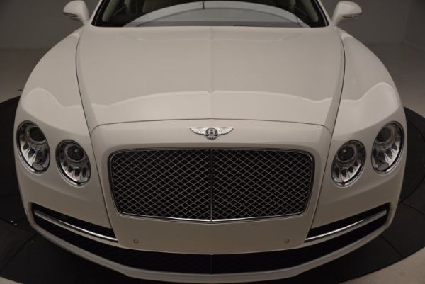 New 2017 Bentley Flying Spur W12 for sale Sold at Aston Martin of Greenwich in Greenwich CT 06830 14