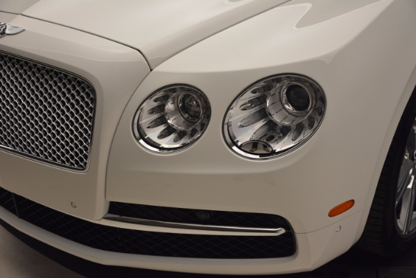 New 2017 Bentley Flying Spur W12 for sale Sold at Aston Martin of Greenwich in Greenwich CT 06830 16