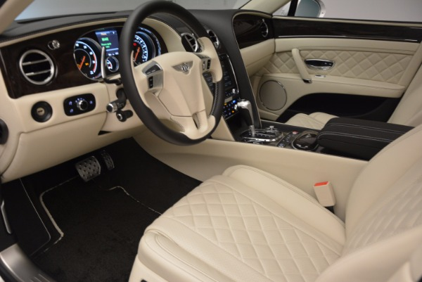 New 2017 Bentley Flying Spur W12 for sale Sold at Aston Martin of Greenwich in Greenwich CT 06830 23