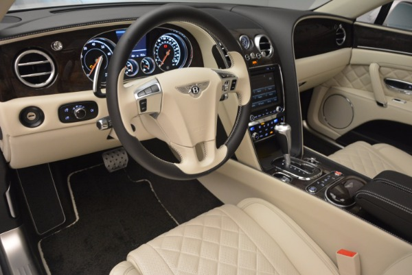 New 2017 Bentley Flying Spur W12 for sale Sold at Aston Martin of Greenwich in Greenwich CT 06830 27