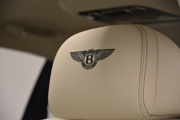 New 2017 Bentley Flying Spur W12 for sale Sold at Aston Martin of Greenwich in Greenwich CT 06830 28