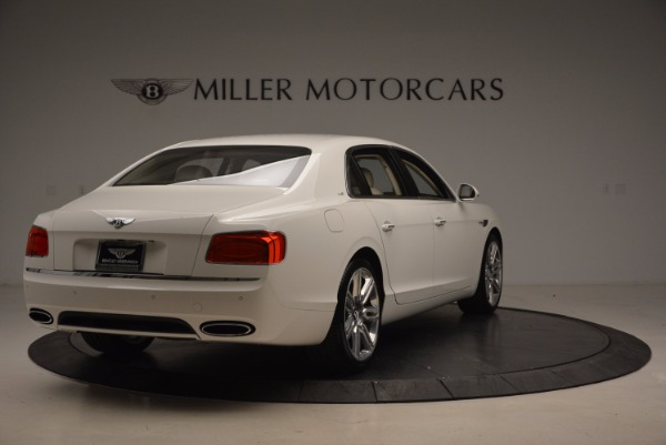 New 2017 Bentley Flying Spur W12 for sale Sold at Aston Martin of Greenwich in Greenwich CT 06830 8