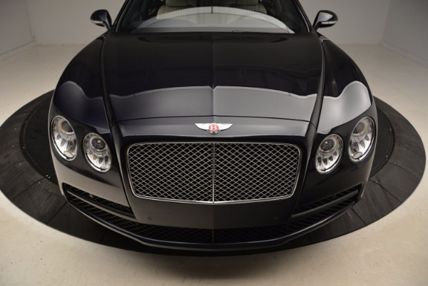 Used 2017 Bentley Flying Spur V8 for sale Sold at Aston Martin of Greenwich in Greenwich CT 06830 13
